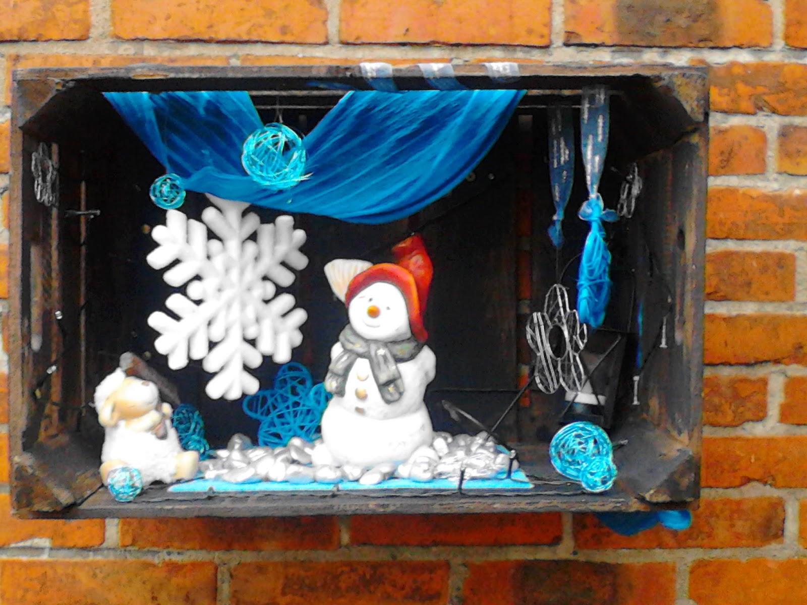 Geschenkidee: Geschenkidee Winterdeko