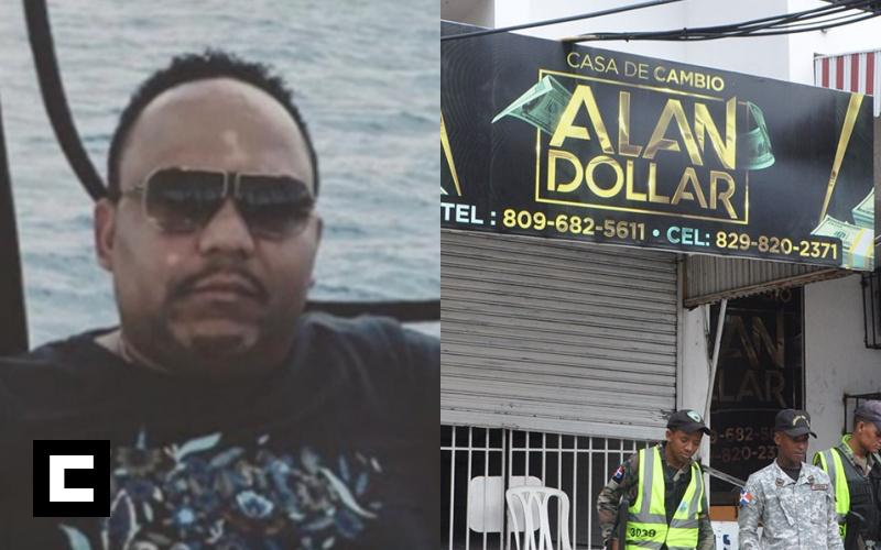 """Se entrega propietario de """"Alan Dollar"""" por vínculos con """"César El Abusador"""""""