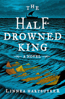 Interview with Linnea Hartsuyker, author of The Half-Drowned King