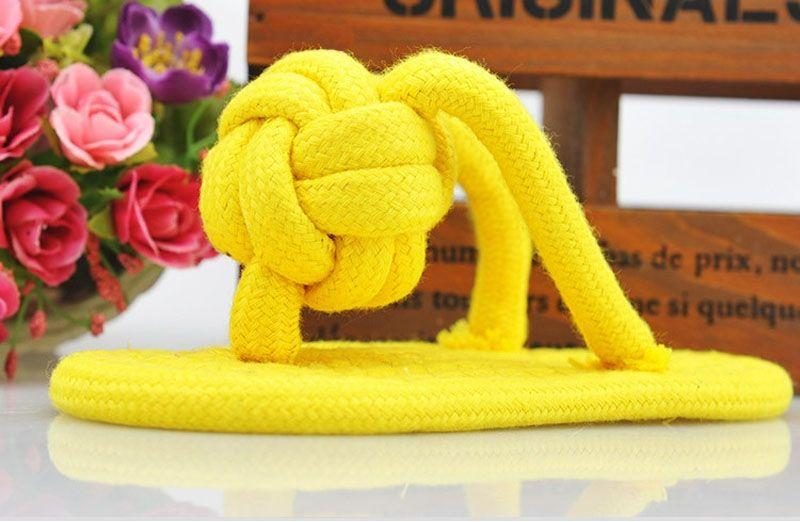 Dog Toy Made From Rope