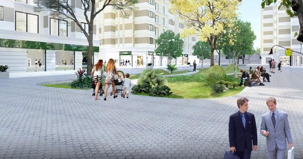 Đông Anh: Dự án nhà ở xã hội Tiên Dương Đông Anh Green Link City