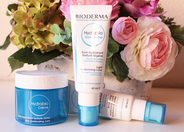Hydrabio de Bioderma, una verdadera cura para pieles sensibles y deshidratadas