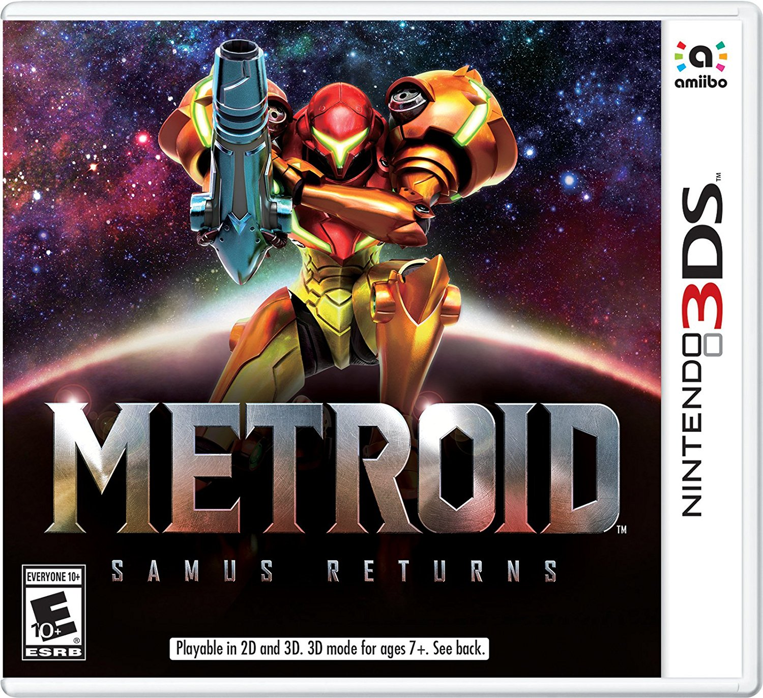 Metroid: Samus Returns | Download 3DS CIAs