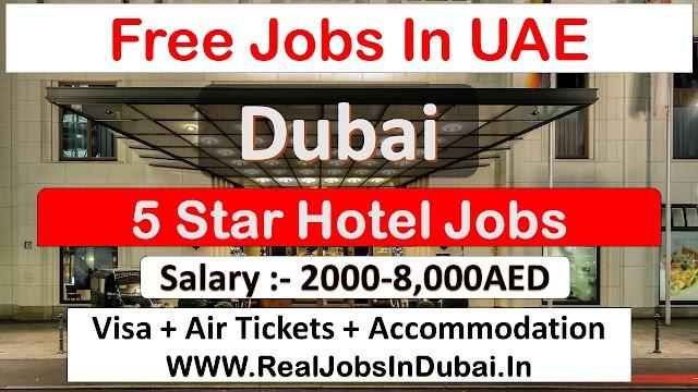 Ritz Carlton Hotel Jobs In Dubai - UAE 2021