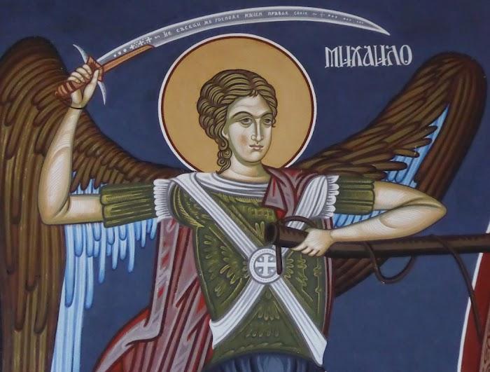 21 ноября - Михайлов день. Попросите у архангела Михаила благополучия и достатка