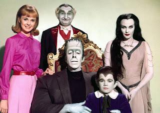 ver la familia monsnter a color