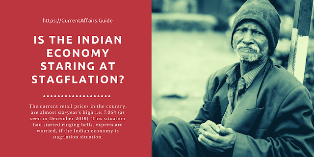 Is The Indian Economy Staring at Stagflation