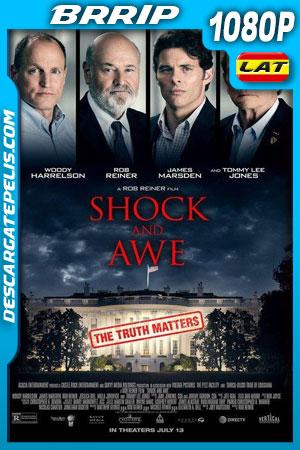 Shock and Awe (2017) 1080P BRrip Latino – Ingles