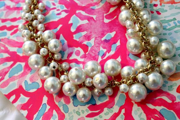 preppy style, prep obsessed, pearls