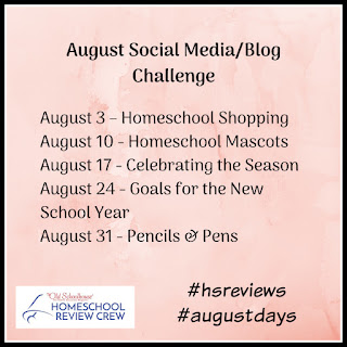 Homeschool Review Crew Social Media Challenge
