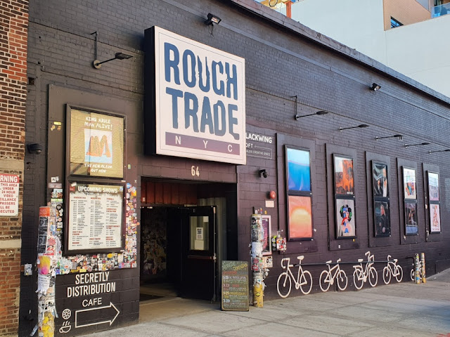 Rough Trade NYC em Williamsburg no Brooklyn