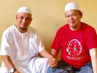Celekit! Doa Ust. Arifin Ilham Untuk Kapolri saat Silaturahmi ke Kamar Tahanan Al Khaththath