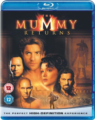 The Mummy Returns (2001) 720p 1GB Blu-Ray Hindi Dubbed Dual Audio [Hindi DD 2.0 + English 2.0] MKV