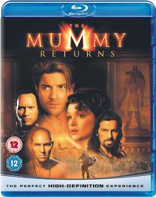 The Mummy Returns (2001) 480p 400MB Blu-Ray Hindi Dubbed Dual Audio [Hindi + English] MKV