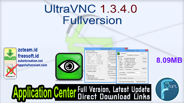 UltraVNC 1.3.4.0 Fullversion