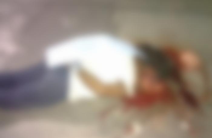 """""""A todos los secuestradores, extorsionadores y cobra cuotas"""", Sicarios dejan cuerpo con la cabeza desecha junto a mensaje en Oaxaca"""