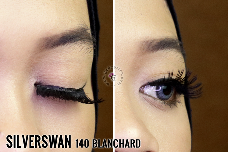 Silver Swan 140 Blanchard