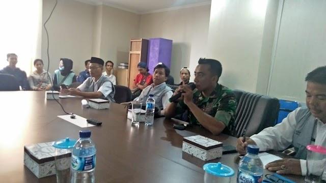 35 Anak Jalanan Dapat Penyuluhan dari Babinsa Koramil 01/Pancoran Mas