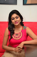 Akshita super cute Pink Choli at south indian thalis and filmy breakfast in Filmy Junction inaguration by Gopichand ~  Exclusive 106.JPG