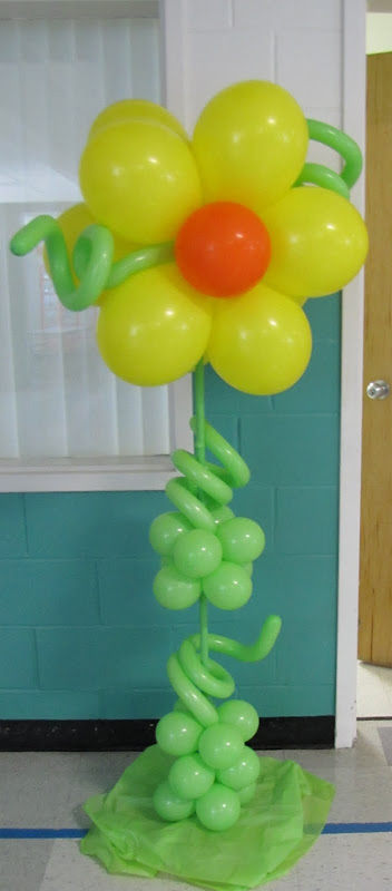 column greet the teachers to welcome them to their garden luncheon title=