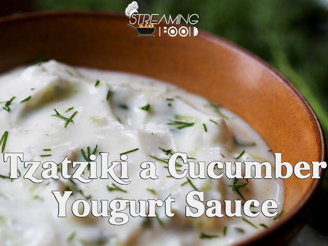 recipe for tzatziki sauce