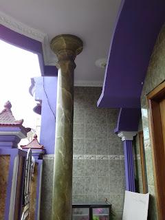 Cat wash pilar