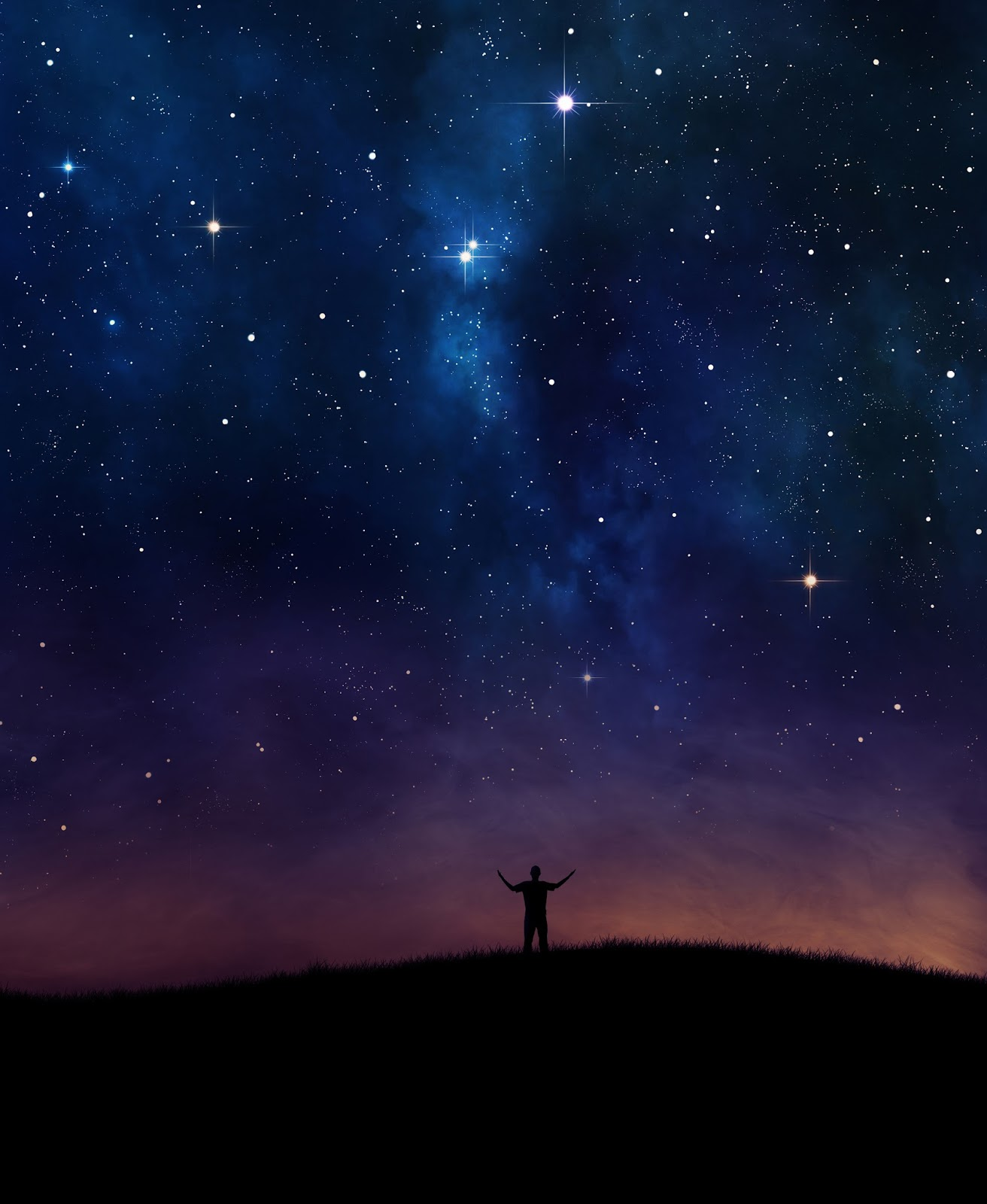 Rachel Patterson's Blog - Meditation Prompt: Night Sky ...