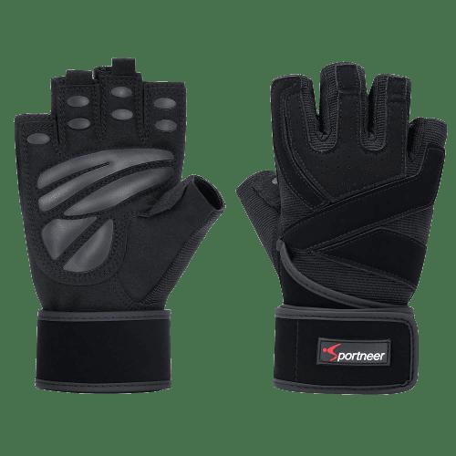 Sportneer Crystal Gym Gloves 2021 | Best Gloves For Exercise