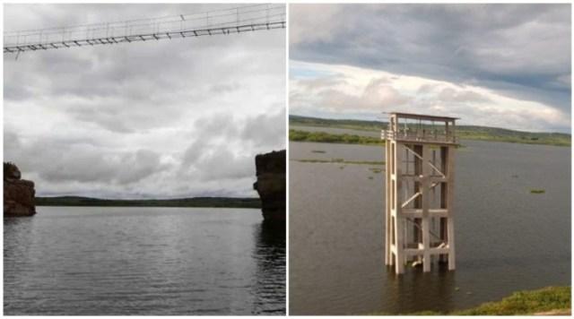 Complexo Coremas/Mãe D'água ultrapassa os 748 milhões de m³ d'água