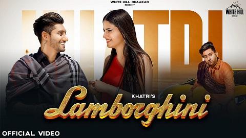 Lamborghini Song Lyrics - Khatri, Akansha | Pranjal Dahiya | New Haryanvi Song