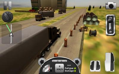 Download Truck Simulator 3D Apk (Mod Money) Latest Version