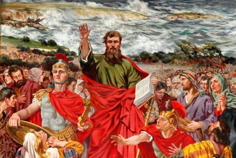 Η «Οδύσσεια» του Αποστόλου Παύλου - Αφιέρωμα στη μνήμη του