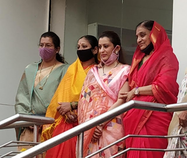भारती परिवाराचं मातृस्थान - मा.विजयमाला कदम - (वहिनीसाहेब)