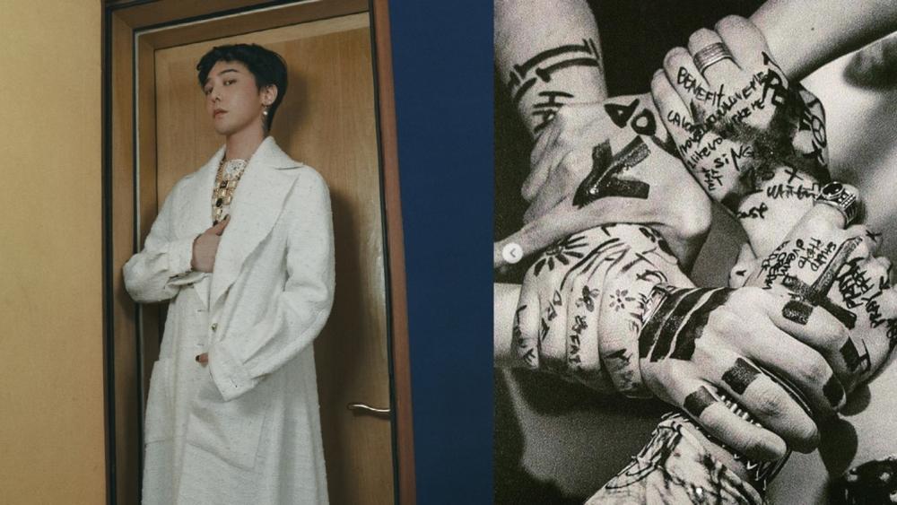 Reactions of Korean Netizens After G-Dragon Uploads BIGBANG OT5 Photos