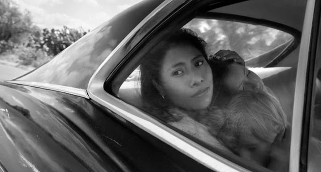 نظرة عن قرب على أبرز الأعمال المتنافسة على جوائز الأوسكار 2019 فيلم roma