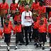 Presiden Jokowi Pastikan akan Ada Warga Papua Masuk Kabinet Baru