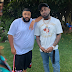Davido Hangs Out With DJ Khaled At His Mansion In US [Watch Video]