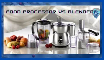 Food processors vs blenders what is difference great analysis