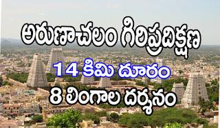 http://www.hindutemplesguide.com/2016/01/tiruvannamalai-girivalam-information.html
