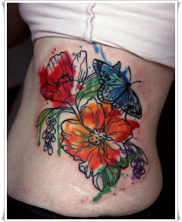 Top 50 Gorgeous Flower Tattoos to Brighten