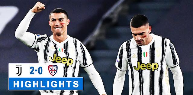 Juventus vs Cagliari – Highlights
