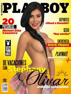 Revista Playboy Venezuela-Agosto 2015 PDF Digital