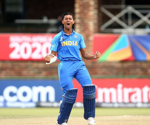 Top 10 batsmen to become most runs in Under-19 World Cup