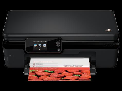 123.hp.com - HP Deskjet Ink Advantage 5525 e-All-in-One ...