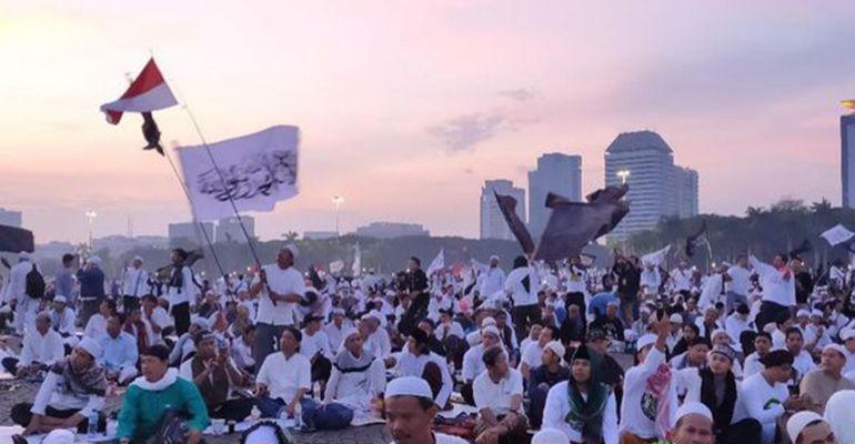 Puluhan Ribu Massa Bakal Ikut Aksi 212: Berantas Mega Korupsi Selamatkan NKRI