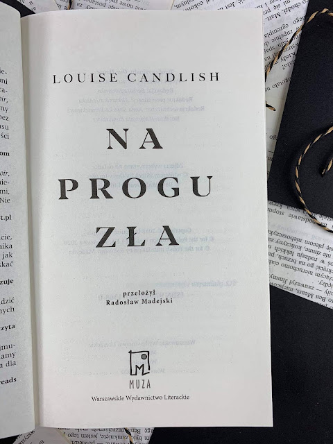 Na progu zła Louise Candlish