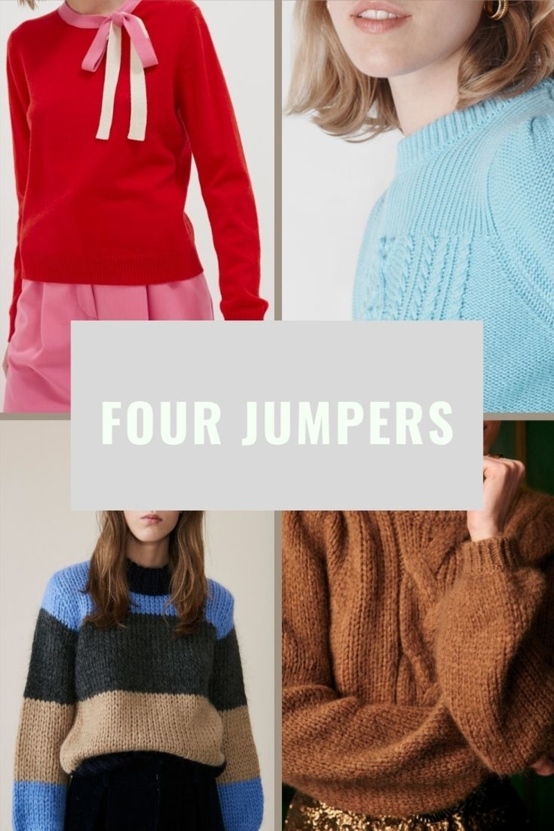 winter jumpers ladies
