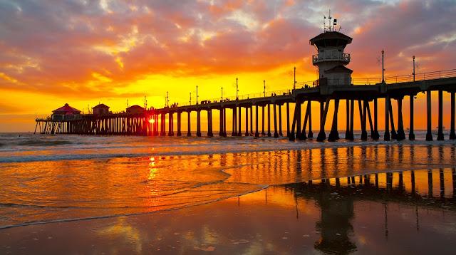 Roteiro por Huntington Beach