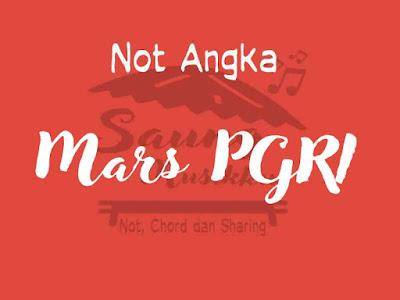 Not lagu pgri