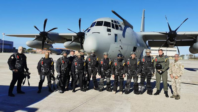 Italian Navy Special Forces conduct complex naval counter-terrorism exercise